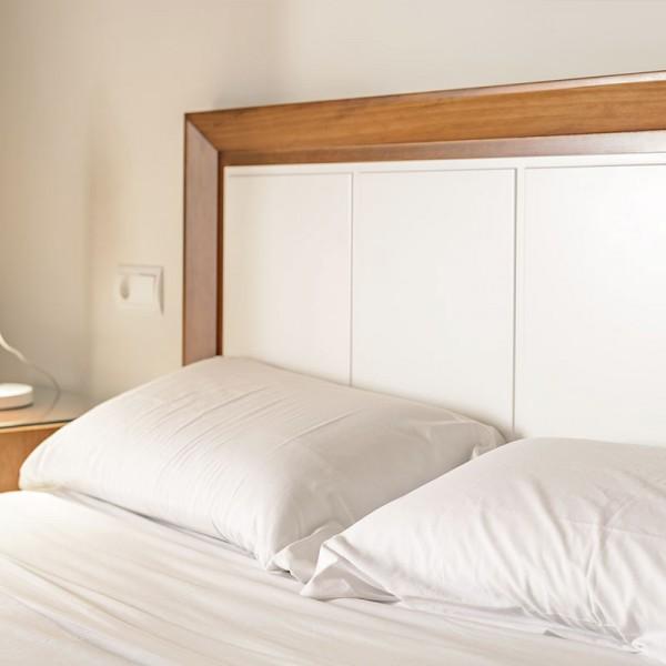 Sábana bajera, 10 unids. Blanca algodón cama de 105